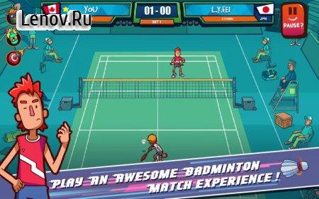 Super Stick Badminton v 1.4.2 (Mod Money)