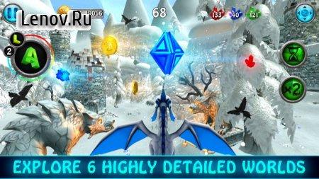 Dragon Dreams v 1.34 (Mod Money)