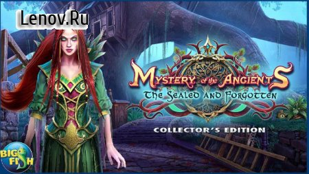 Mystery of the Ancients: The Sealed and Forgotten v 1.0 Мод (полная версия)