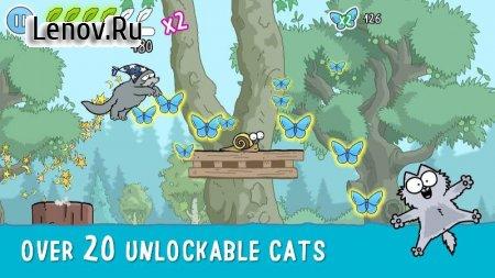 Simon's Cat Dash v 1.1.1 (Mod Money)