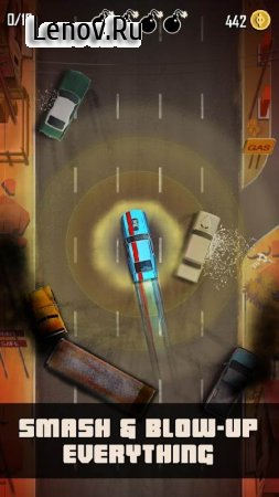 Hit n' Run v 1.1 (Mod Money/Unlocked)