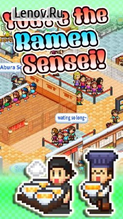 The Ramen Sensei 2 v 1.3.3 (Mod Money/Unlocked)
