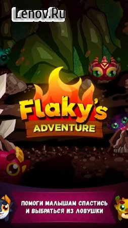 Flaky's Adventure v 0.3.469 (Mod Money)