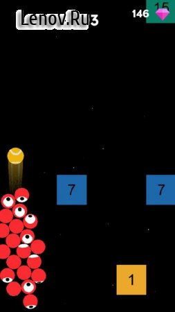 Ballz Rush v 1.1 Мод (Without advertising/skins)