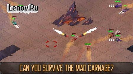 Mad Carnage v 1.0 Мод (полная версия)