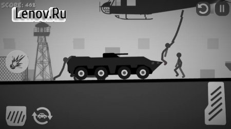 Stickman Destruction 3 Annihilation v 1.04 (Mod Money)