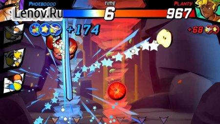 Fruit Ninja Fight v 1.6.0 (Mod Money)