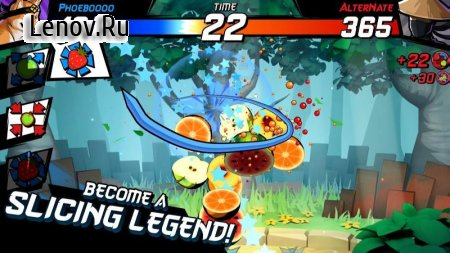 Fruit Ninja Fight v 1.17.0 (Mod Money)