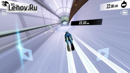 Sleigh Champion Winter sports v 1.2.3 Мод (Free Shopping)