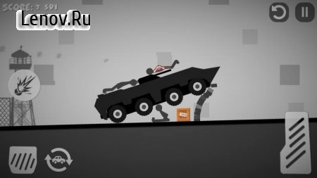 Stickman Destruction 4 Annihilation v 1.11 (Mod Money)