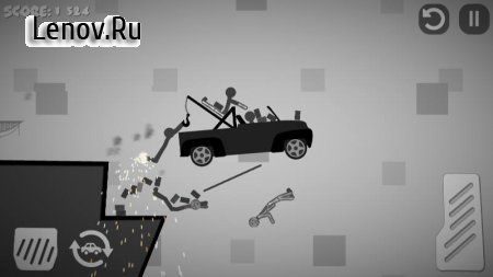 Stickman Destruction 4 Annihilation v 1.02 (Mod Money)