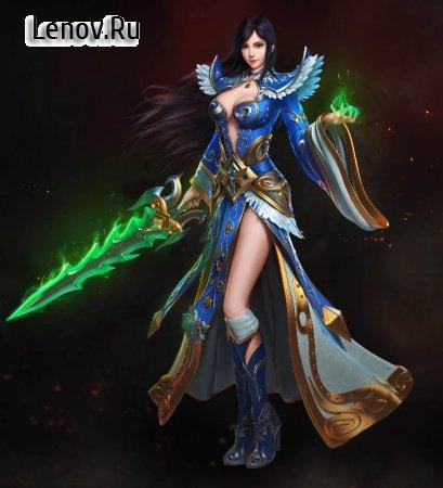 Warriors Kingdom v 1.0 Мод (Unlimited Ingot/Gold)