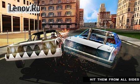 Police Demolition Derby Racing v 1.0.1 Мод (Unlocked)