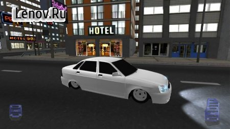 Russian Cars: Priorik v 2.2 Мод (Unlocked)