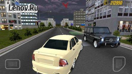 Russian Cars: Priorik v 2.30 Мод (Unlocked)