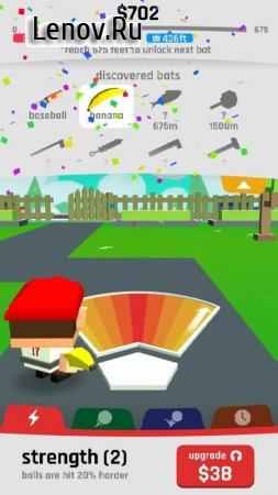 Baseball Boy! v 1.8.6 Мод (Free improvements/Money is increasing)