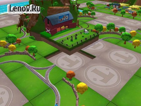 Thomas & Friends: Magic Tracks v 1.5 Мод (Unlocked)