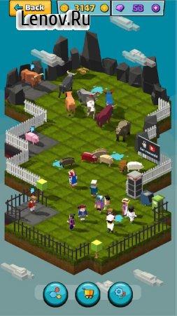Cow Pig Run Tap: The Infinite Running Adventure v 1.0.5 (Mod Money)