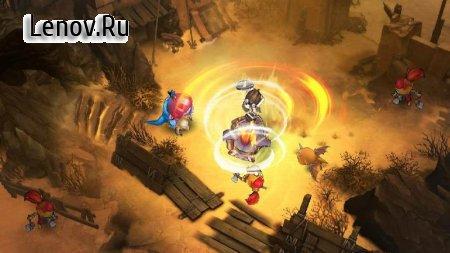 King Battle-Fighting Hero legend v 1.0 (God Mode/No Skill Cooldown/Mod Money)