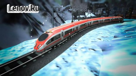 Train Simulator Games 2018 v 1.5 Мод (Free Shopping)