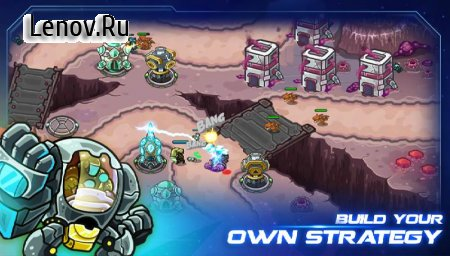 Galaxy defense: Lost planet v 1.2.0 (Mod Money)