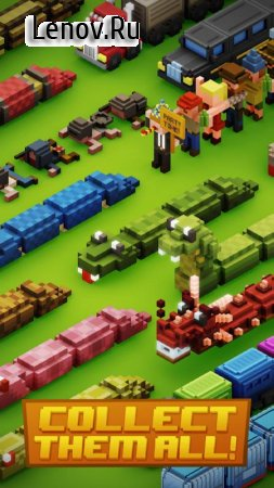 Blocky Snakes v 1.4 (Mod Money)