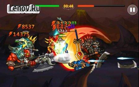 Heroes War: God of Era (GoE) (обновлено v 1.0.30) (God Mod/x100 Exp Reward/x100 Gold Reward)