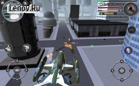 Space Gangster 2 v 1.4 (Mod Money)