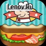 Happy Sandwich Cafe v 1.1.4 (Mod Money)