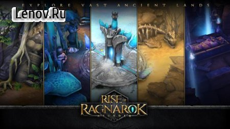 Rise of Ragnarok - Asunder v 1.0.0.24 (High Damage/God Mode)