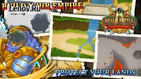 Realm Battle: Heroes Wars (обновлено v 1.40) (Mod Money)