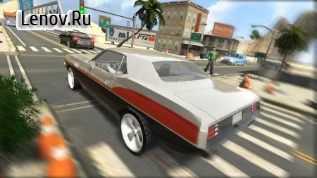 Muscle Car Simulator v 1.7 (Mod Money)