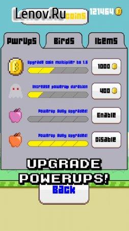 Super Dappy Bird v 1.11 (Mod Money)