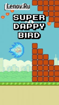 Super Dappy Bird v 1.11 (Mod Money)