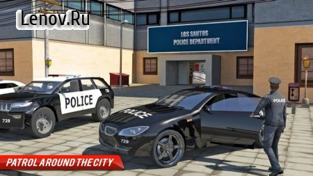 Crime City - Police Car Simulator v 1.8 Мод (Free Shopping)