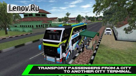 Mobile Bus Simulator v 1.0.2 (Mod Money)