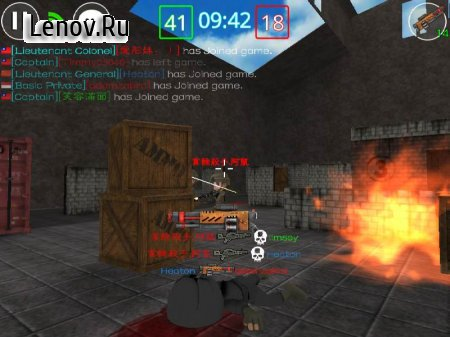 Critical Strikers Online FPS v 1.8.3 Мод (Unlimited Ammo/No Reload & More)
