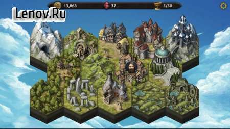 Age of Hebers v 0.0.20 (Mod Money/Ads-Free)