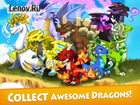Dragon x Dragon v 1.6.18 Mod (Unlimited Coins/Jewels/Foods)
