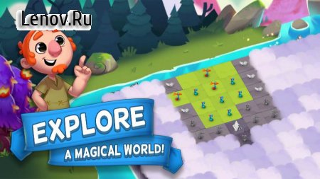 Merge Kingdom! v 1.34.0 (Mod Money)