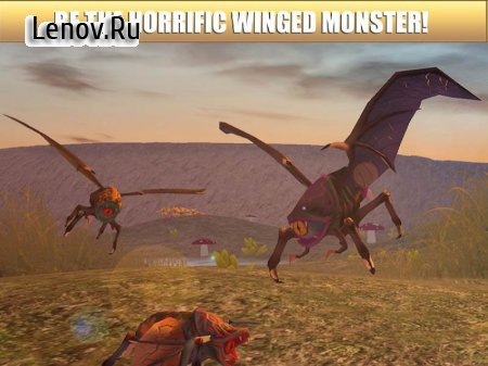 Insect Monster Life Simulator v 1.1 (Mod Money)