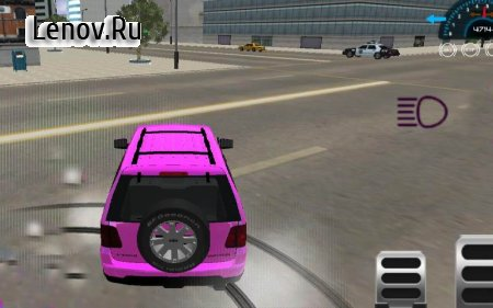 Real land cruiser drive 2 v 1.1 Мод (Unlocked)