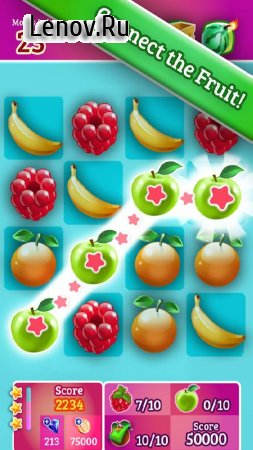 Smoothie Swipe v 1.14.14.15887 Мод (Unlimited lives/coins/gems)