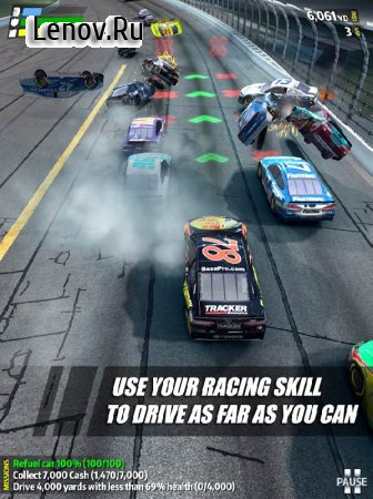 NASCAR Rush (обновлено v 1.0.7) (Mod Money)