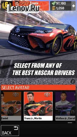 NASCAR Rush v 1.2 (Mod Money)