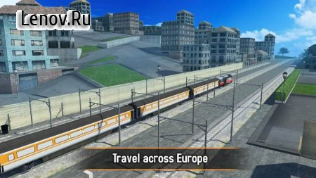 Euro Train Simulator 2017 v 1.7 (Mod Money)