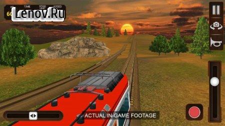 Euro Train Simulator 2017 v 2.1 (Mod Money)