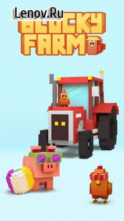 Blocky Farm v 1.2.81 (Mod Money)