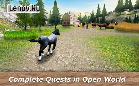 Horse Stable: Herd Care Simulator v 1.0 (Mod Money)
