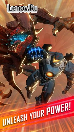 Pacific Rim Breach Wars - Robot Puzzle Action RPG v 1.7.2 (Mod Menu/Instant Win)